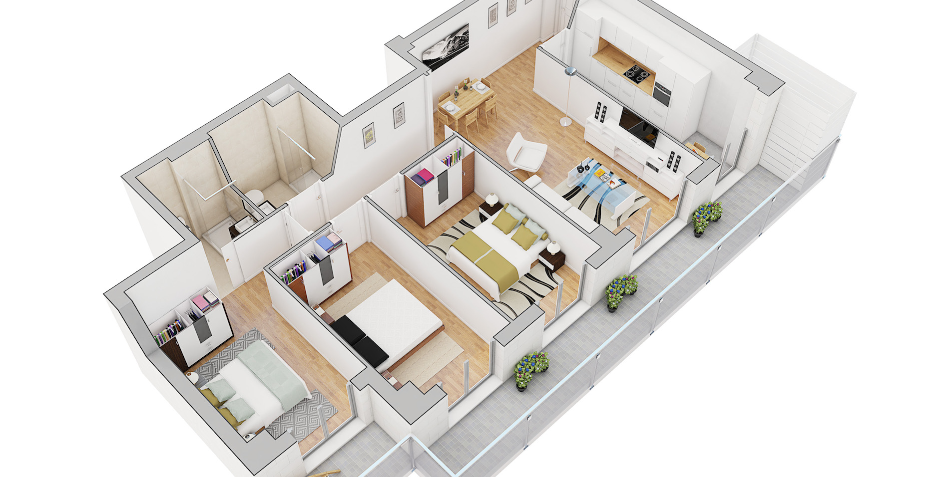 plano vivienda ingirutik